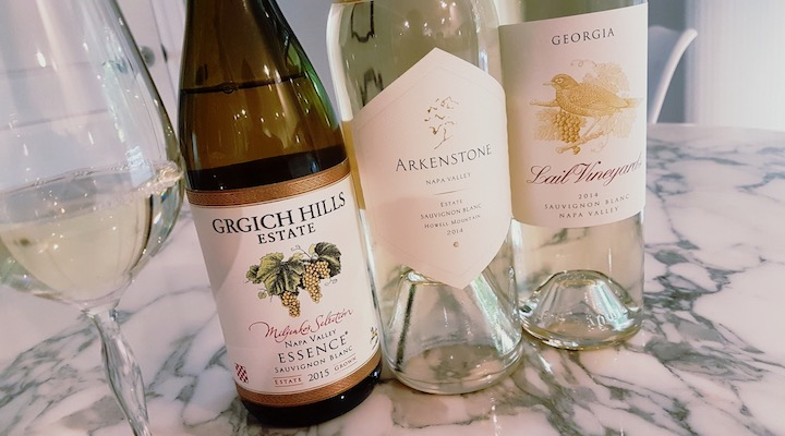 ... Arkenstone Sauvignon Blanc Napa Valley Howell Mountain Estate 2014 (94 points) and Lail Vineyards Sauvignon Blanc Napa Valley Georgia 2014 (95 points) & Napa Valley Sauvignon Blanc: More than an Afterthought ...