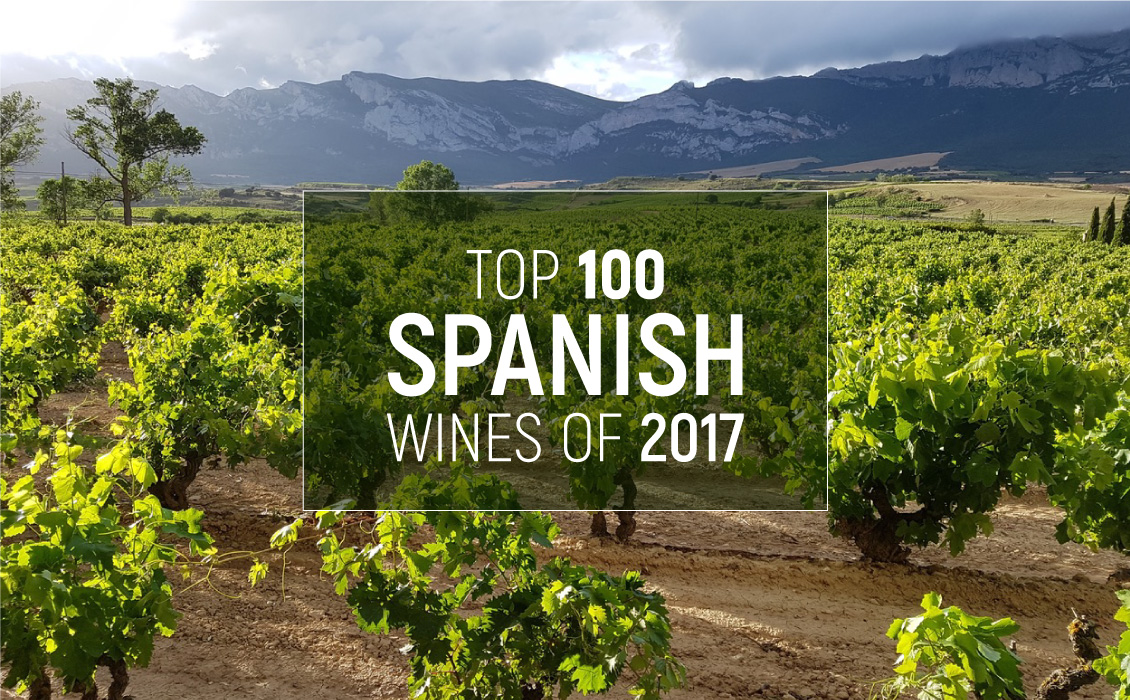 Top 100 Spanish Wines of 2017 - JamesSuckling.com